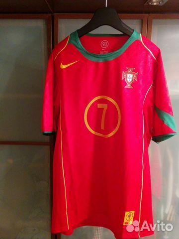15836391c26a Футбольная форма Nike cборная Португалии Луиш Фигу купить в Москве ...