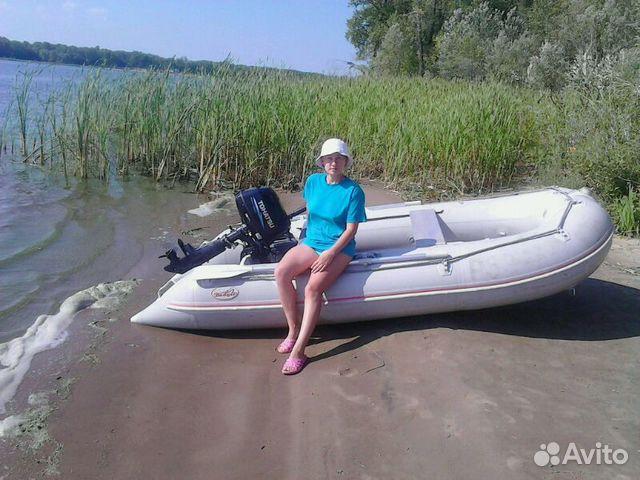 продажа лодок пвх с мотором в самаре