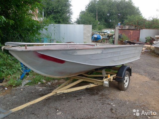 купить бу лодку на водном транспорте
