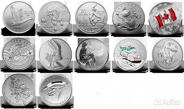Монеты канады 2017 www coins mania ru и