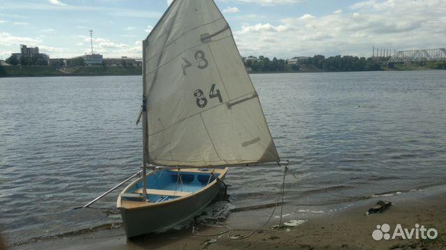 парусные лодки москва