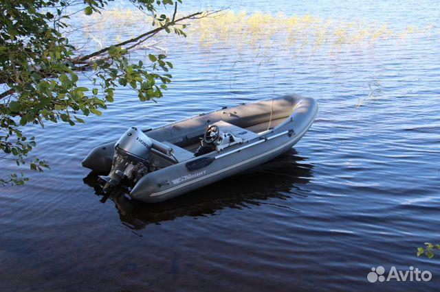 продажа подержанных лодок с мотором