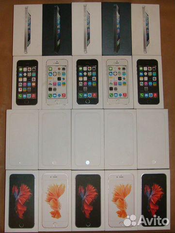 фото коробка от айфона 6