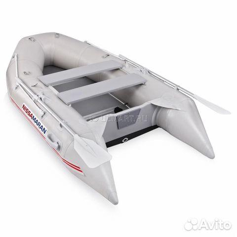 лодка пвх ниссамаран 270 муссон