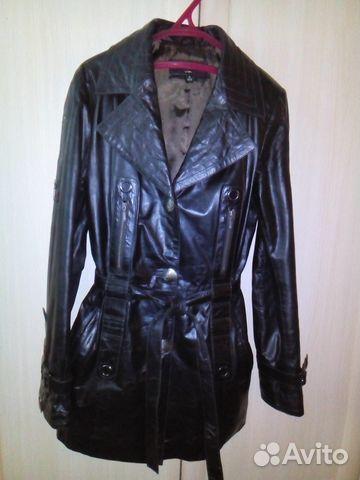 Куртка нат. кожа 89045927554 купить 1