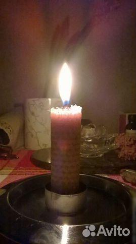 Свеча Очищение от чужих мыслеформ