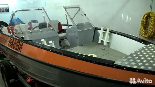 лодка spinningline моторная sl470