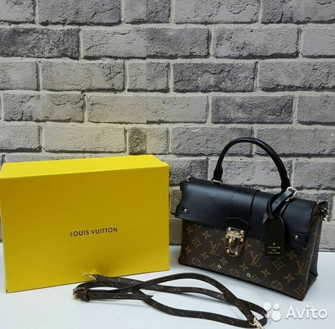 6a540584a70c Сумка Lv Louis Vuitton One Handle Луи Витон Клатч | Festima.Ru ...