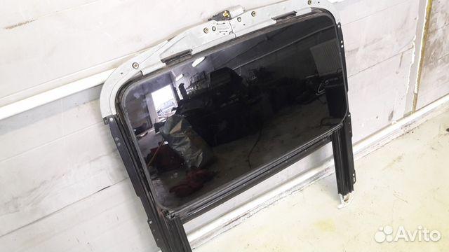 установка люка на мерседес ml w164