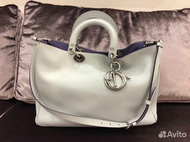 2037a4b4b312 Dior Diorissimo сумка, оригинал купить в Москве на Avito ...