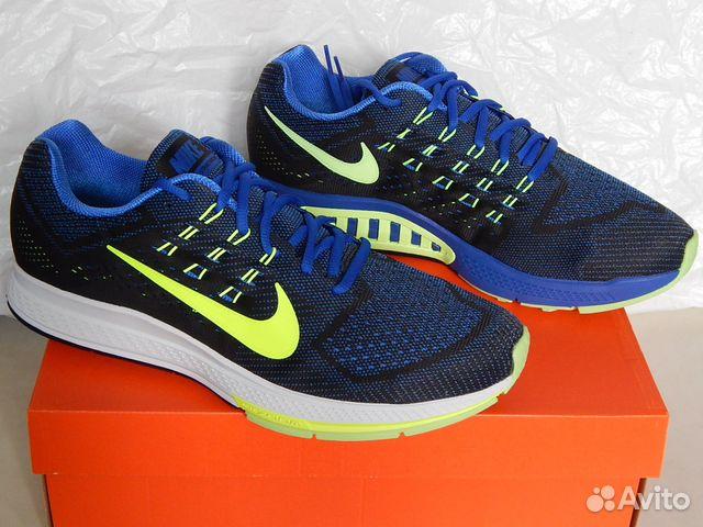 9cb25c3c Беговые кроссовки Nike Zoom Structure 18 купить в Новосибирской ...