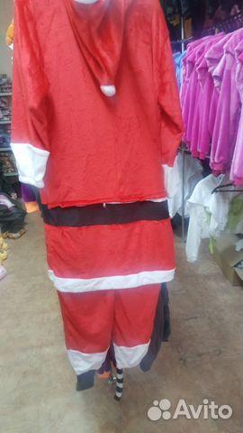 Пижама кигуруми Санта Клаус розница опт купить в Москве на Avito ... 2219a9d482cde