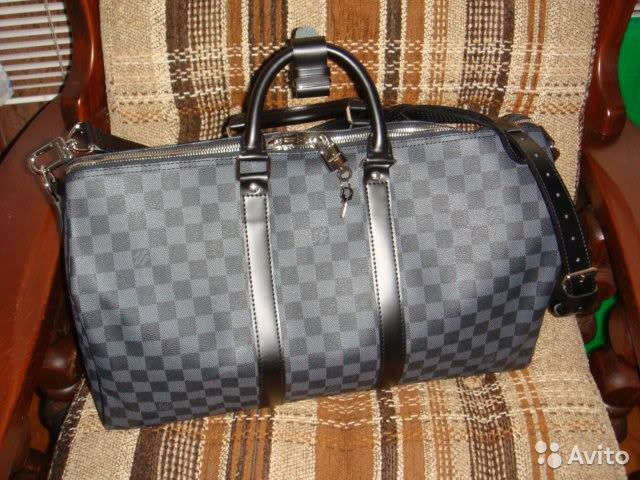 8f7a14e3dd07 Сумка Дорожная Louis Vuitton Keepal Lv Луи Витон   Festima.Ru ...