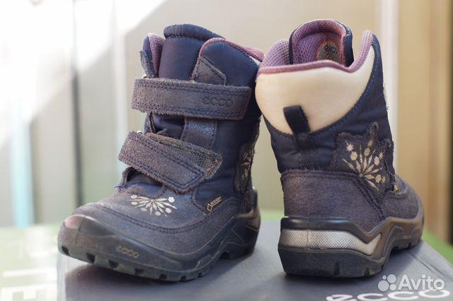 b445612f6c16 Зимние ботинки ecco snowride   Festima.Ru - Мониторинг объявлений