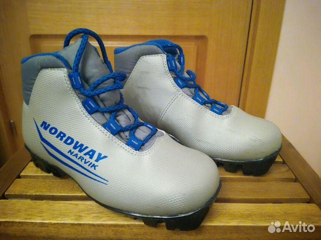 Детские лыжные ботинки Nordway р33   Festima.Ru - Мониторинг объявлений cf3a901ae4e