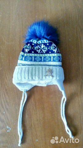 Новая зимняя шапочка от 0 до 1 месяца