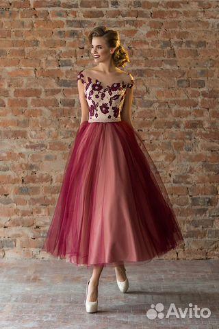 58a6ad4440fa1a8 Коктейльное платья А-силуэта | Festima.Ru - Мониторинг объявлений
