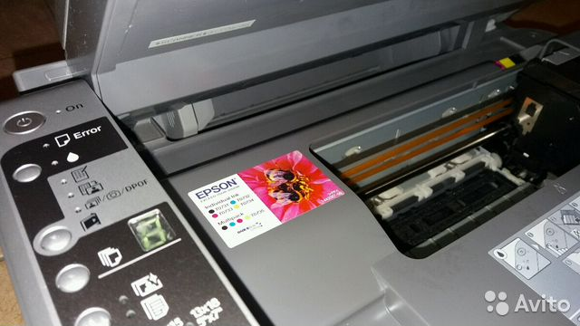 DRIVERS: EPSON RX685 SCANNER