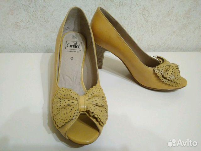 4db879264 Новые туфли Caprice. Кожа   Festima.Ru - Мониторинг объявлений