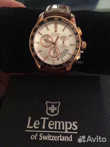 0bc4bfc814ca Мужские наручные часы LeTemps Швейцария оригинал   Festima.Ru ...