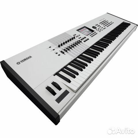 Синтезатор Yamaha Motif XF7 WH + доставка