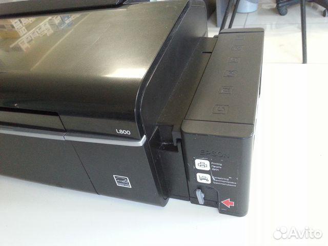 Epson L800 в отличном состоянии 89039556275 купить 4