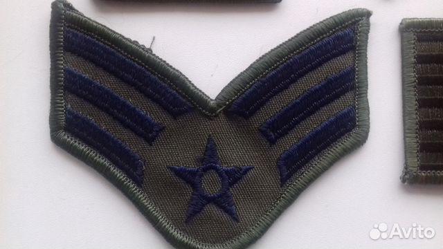 Нашивки армии США 89244016358 купить 9