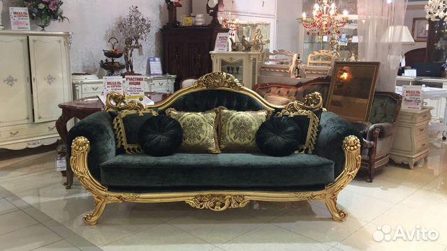 01acbf18e9d7 Итальянская мягкая мебель, диван и кресло купить в Москве на Avito ...