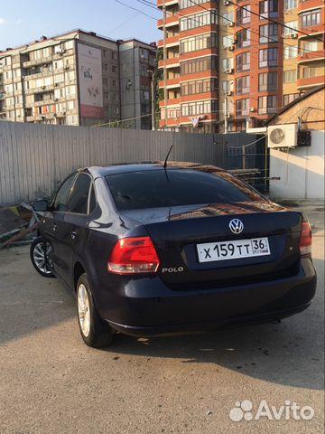 Volkswagen Polo, 2012 купить 3