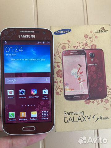 Samsung S4 Mini La Fleur Original Kupit V Moskve Na Avito