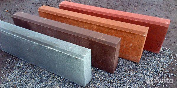 Кстово бордюрный камень жби секции для детей