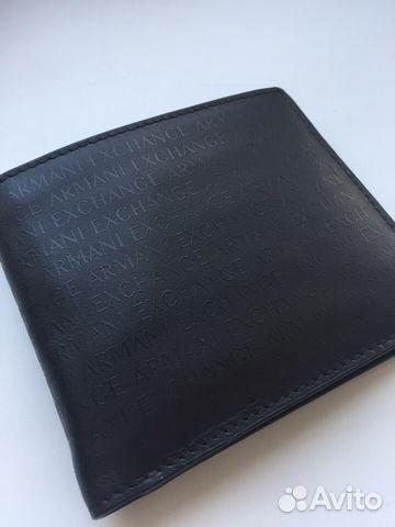 3585dbbc434e Портмоне кошелек Armani Exchange. Нат.кожа   Festima.Ru - Мониторинг ...