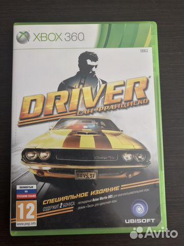 Driver San Francisco Xbox 360 Xbox One Kupit V Tyumenskoj Oblasti Bytovaya Elektronika Avito