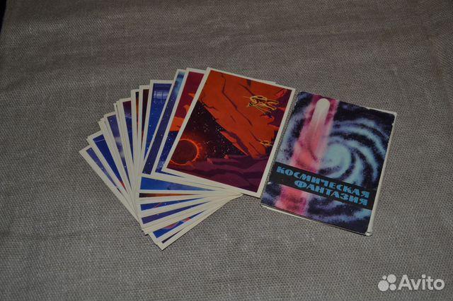 Набор открыток соколов леонов