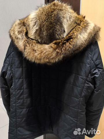 0518d9c7acf68 Куртка мужская yierman зимняя с енотовым мехом купить в Тверской ...