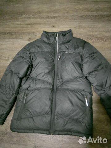 Куртка пуховик Columbia omni-heat  625fe78f00f10