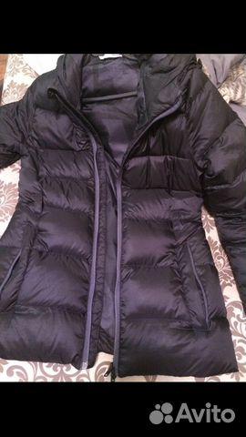 c8b2b9133f44 Куртка Reebok зимняя женская   Festima.Ru - Мониторинг объявлений