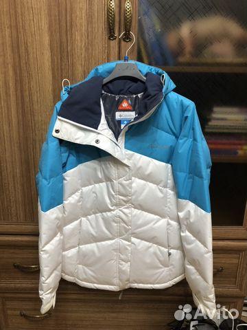b073baac Зимняя куртка Columbia Omni-heat купить в Санкт-Петербурге на Avito ...