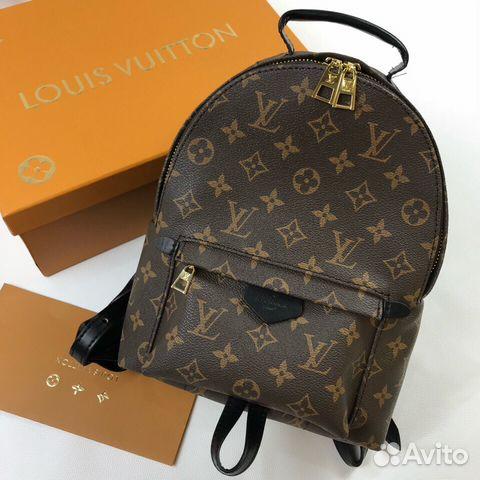 1143710aa00f Рюкзак Louis Vuitton Sperone Белый Azur Lv Луи Вит   Festima.Ru ...