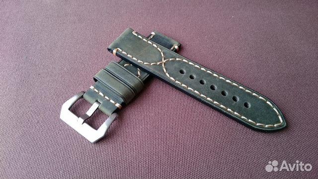 Ремешки для часов из натуральной кожи 89525003388 купить 7