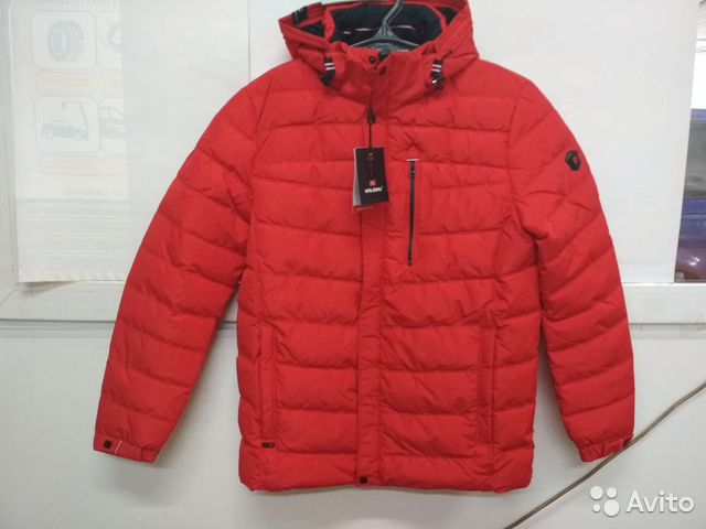 0810f21e2c62c Куртка мужская зимняя malidinu новая купить в Омской области на ...