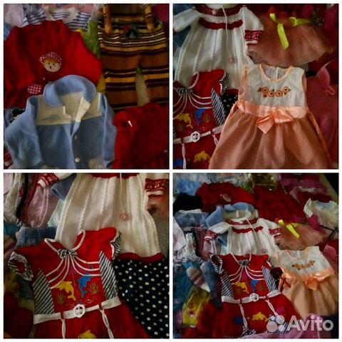 40a2214231a Вещи дом выход девочке 1-2 года. Пакетом купить в Ставропольском ...
