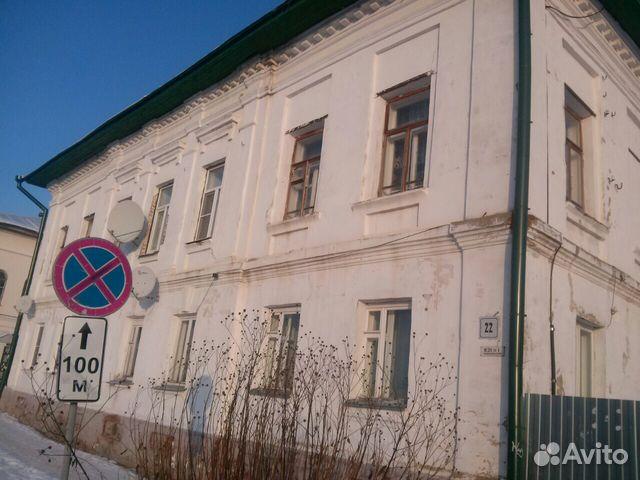 Продается однокомнатная квартира за 1 100 000 рублей. Кострома, улица 1 Мая, 22.