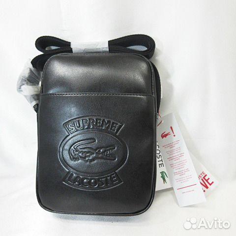 a1708237f85 Мужская сумка Lacoste