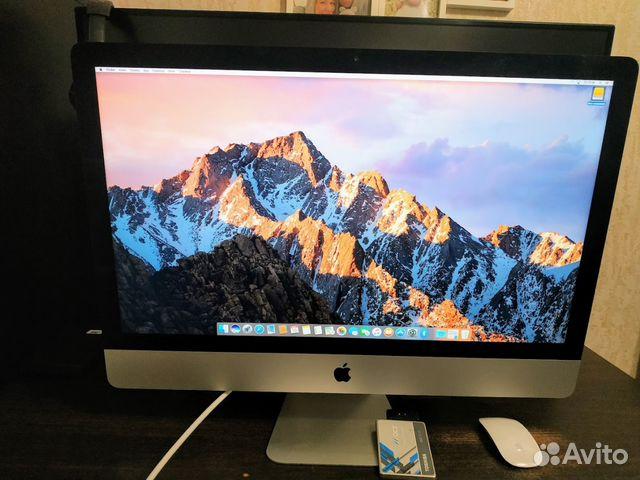 Продам iMac 27 Late 2012 i5 3.2, 32Гб, 1Тб