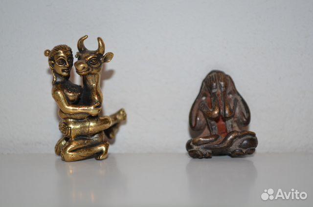 Статуэтки из Таиланда - фигурки из металла