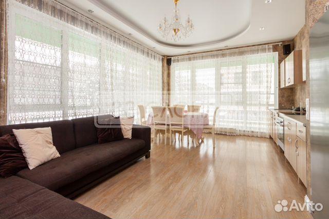 Продается трехкомнатная квартира за 12 000 000 рублей. Московская обл, г Химки, кв-л Международный, ул Загородная, д 1.
