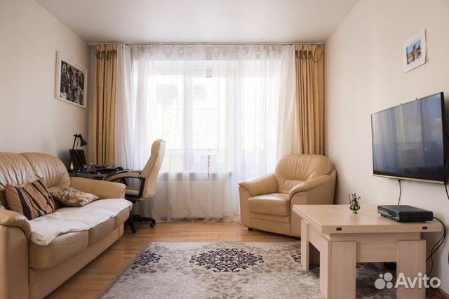 Продается двухкомнатная квартира за 5 830 000 рублей. Октябрьский пр-кт, 164.
