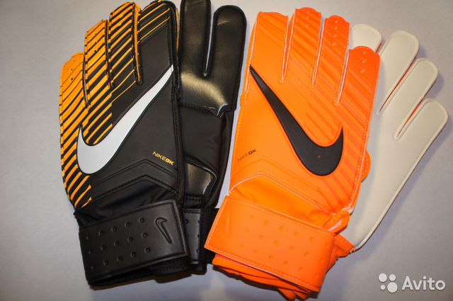 64d8c906 Вратарские перчатки Nike 10 размер новые купить в Москве на Avito ...