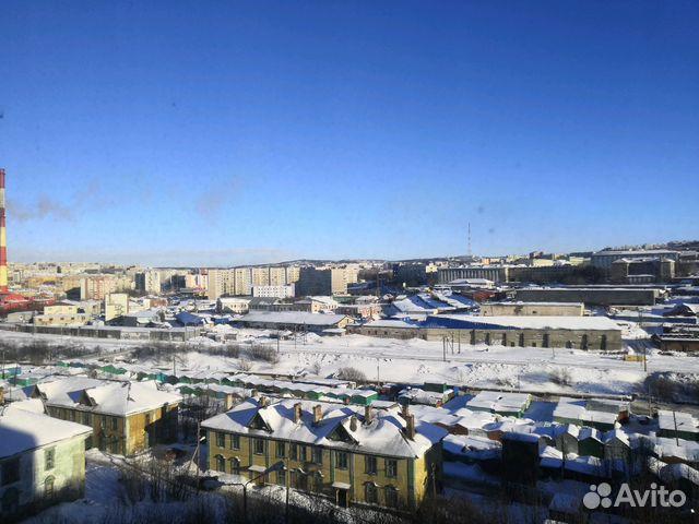 Продается квартира-cтудия за 630 000 рублей. г Мурманск, ул Фестивальная, д 9.